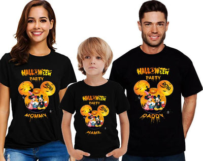 Disney Halloween Shirt Disney Halloween Family Shirt Mickeys Halloween Party Custom Disney Halloween Shirts Customized Name
