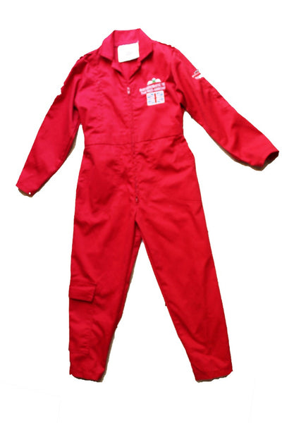 Kids Red Arrows Flying Suit, Age 9 - 10 years