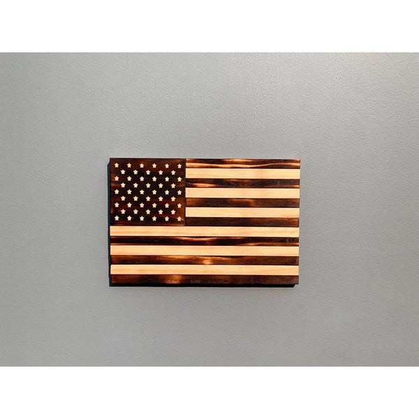 Charred American Flag, Rustic Flag, American Flag, Wood American Flag, Wooden American Flag, Wood Flag, Charred Flag, Fathers Day Gift