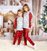 Hot Fashion Family Matching Christmas Pajamas Set Mom Dad Kid Red Stripe Sleepwear Nightwear Xmas Adult Kid Tops Pants Outfits