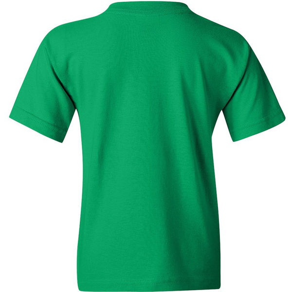 Flossing Leprechaun - Floss Dance Saint Patricks Day Pot of Gold YOUTH T Shirt