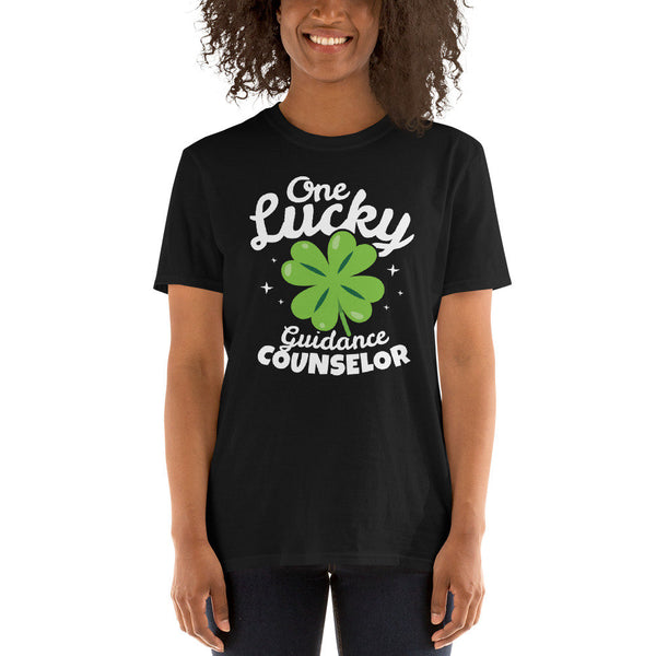 St Patricks Day School Counselor Shirt, Lucky Guidance Counselor Shirt, St Pattys Day Shirt, St Paddys Day, Saint Patricks Day