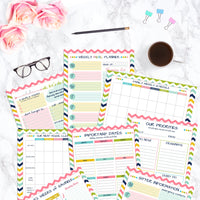The Neat House Binder™ • Printable Home Management Binder {55+ Pages}