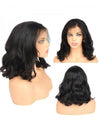 Short Wavy Brazilian Human Hair