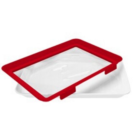 2 Pack > Microwaveable Food Sealing Tray
