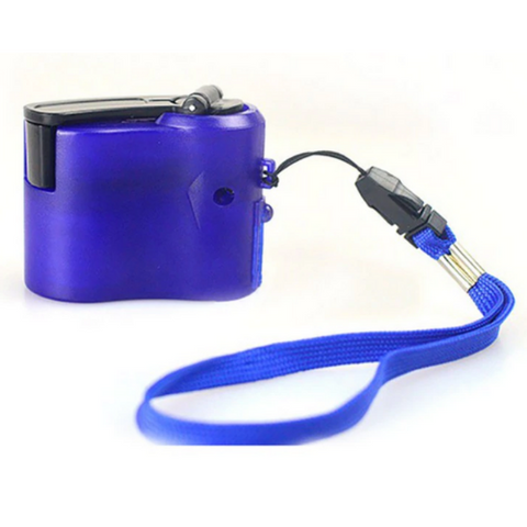 (1 Pack) Hand Crank Charger