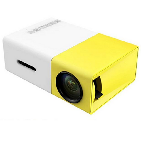 Tiny HD Pocket Projector (1 Pack)
