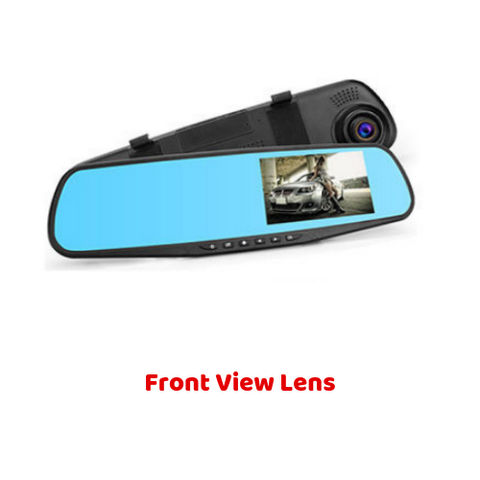 *(Front View Lens Only) Super Smart Dash Cam