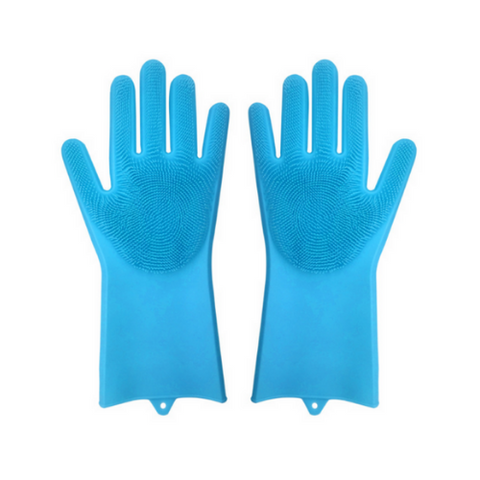 (1 Pack) Dishwashing Gloves