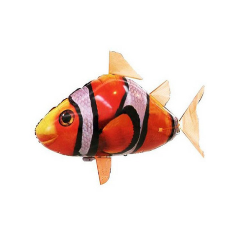 (1 Pack) Remote Control Flying Fish