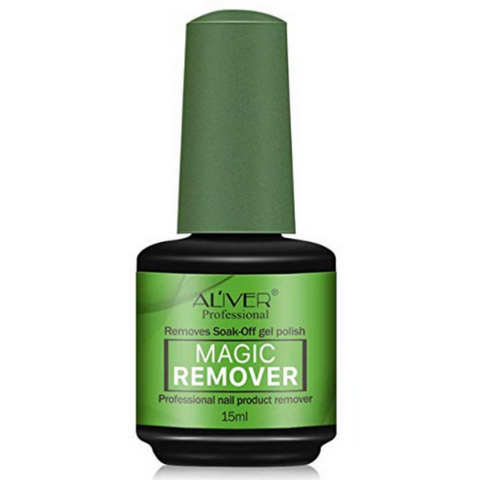 * (1 pack) Gel Nail Polish Remover
