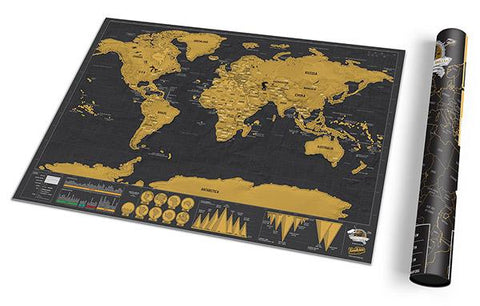 3pk scratch off map