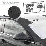 *(1PK) Windshield Cover (SUV)