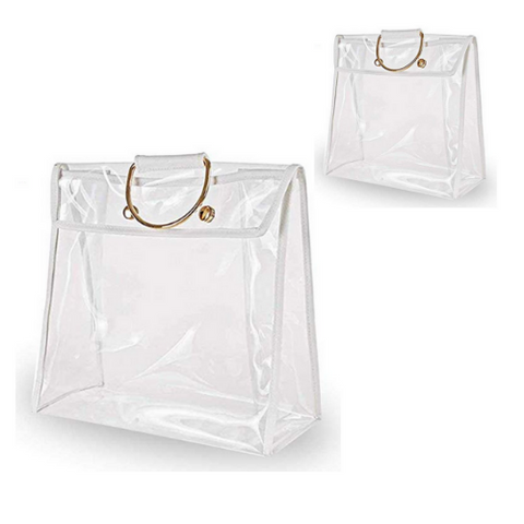 (2PK) Dustproof Purse Bag