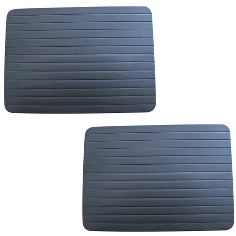 (2 Pack) Defrost Tray