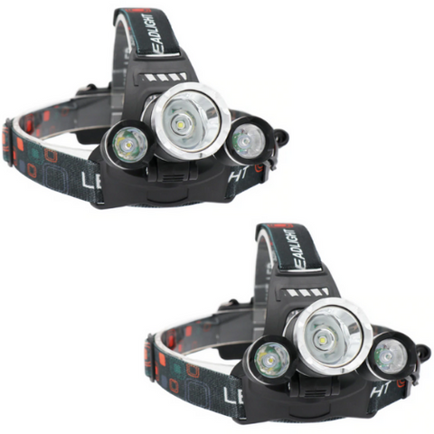 LED Headlamp (2 Pack)
