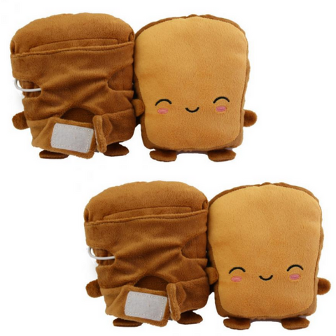 (2 Pack) Toasty Hands