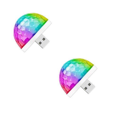 USB Party Lights (2 Pack)