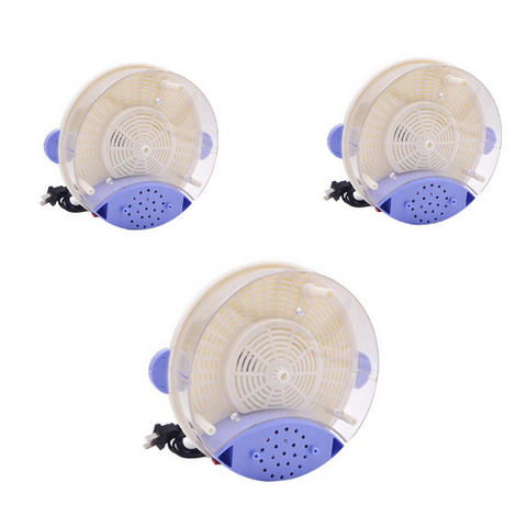 (3 Pack) Electric Fly Trap
