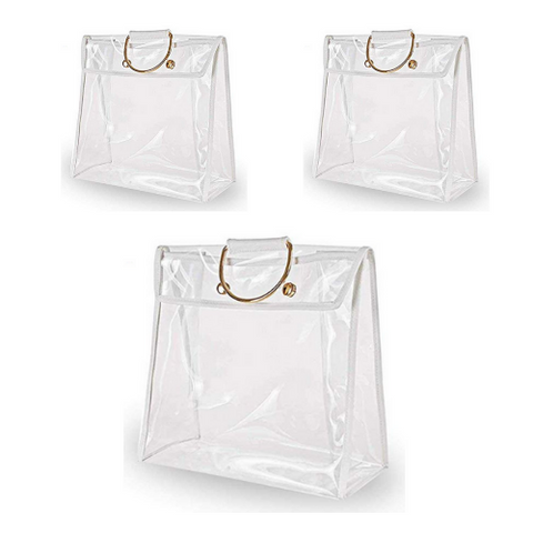 (3PK) Dustproof Purse Bag