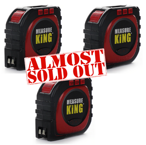 Measure King (3 Pack)