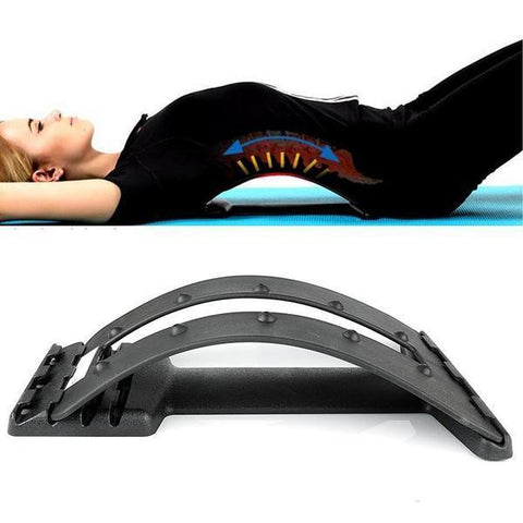 3 Pack - Back Stretcher & Massager