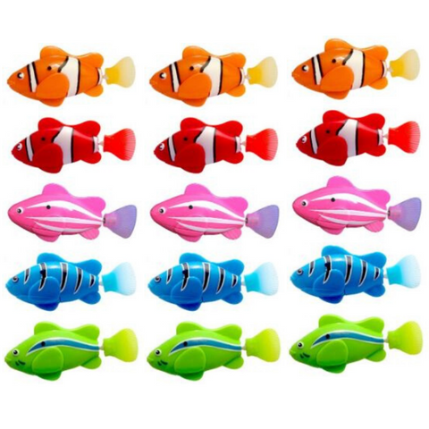 (3 Pack) Robot Fish