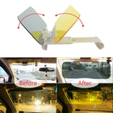 (2PK) HawkVisor - Block glare without blocking your view!