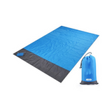 (1 Pack) Sandfree Beach Blanket