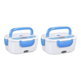 2 Pack- Heated Lunch Box