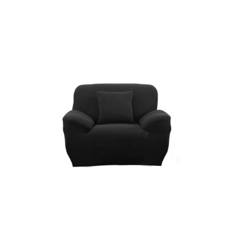 (3 Pack)- Sofa Cover / (1 Seater)