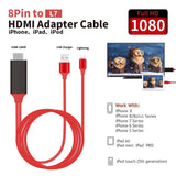 '- iPhone To TV HDMI Cable