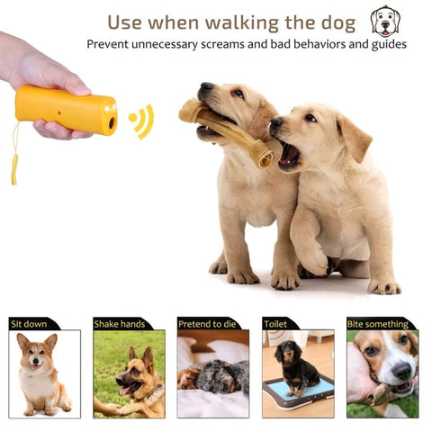 3pk Anti barking device