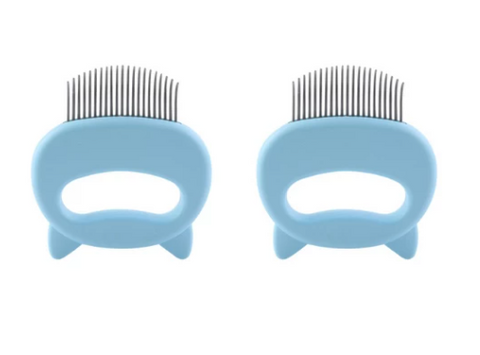 2 pack - Pet Grooming Brush