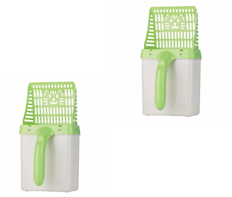 2pk Litter Shovel