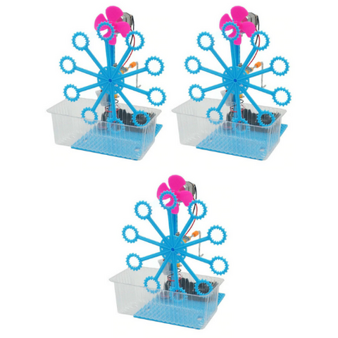 (3 Pack) Automatic Bubble Maker
