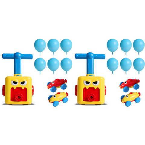 2 Pack- Balloon Car Toy