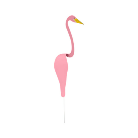 (1 Pack) Flamingo Outdoor Ornament