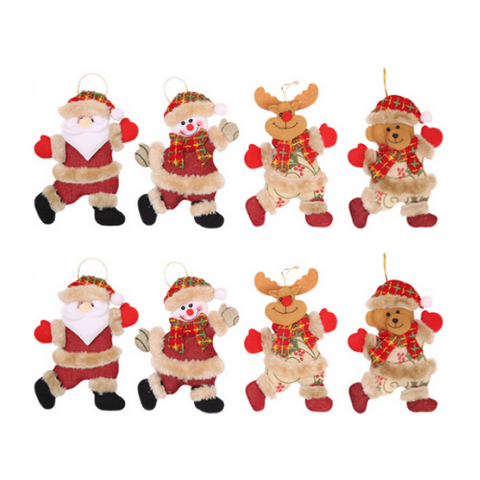 (2 Pack) Christmas Tree Accessories