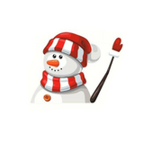 (1 Pack) Christmas Wiper
