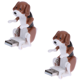 (2PK) USB Humping Dog