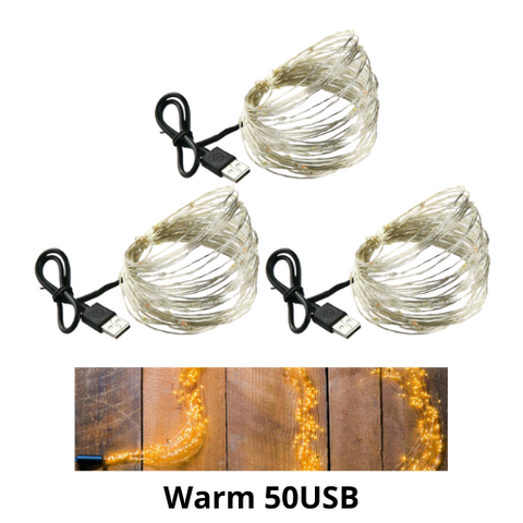 3 Pack- Firefly Bunch Lights
