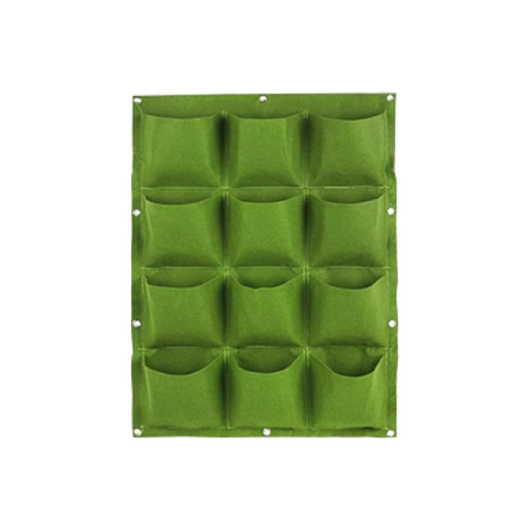 (1 Pack) Garden Wall Pockets