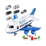 (1 Pack) Large Size Airliner Toy