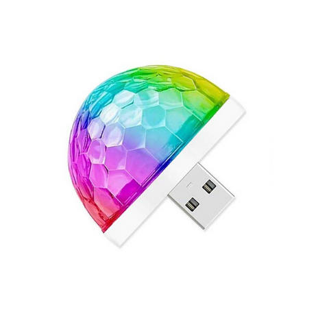 (1 Pack) USB Party Lights