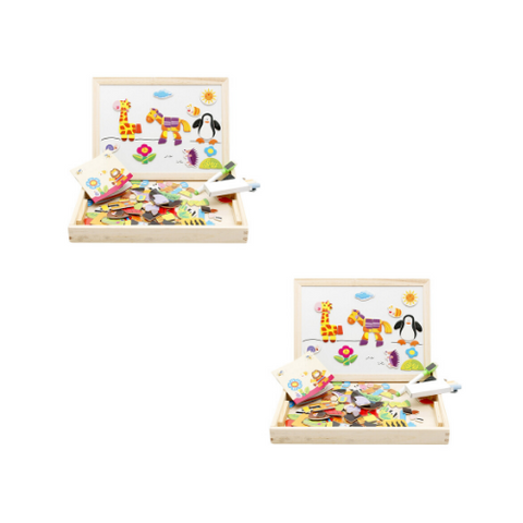 Magnetic Art Easel (2 Pack)