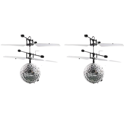 (2 Pack) Magic Ball Drone