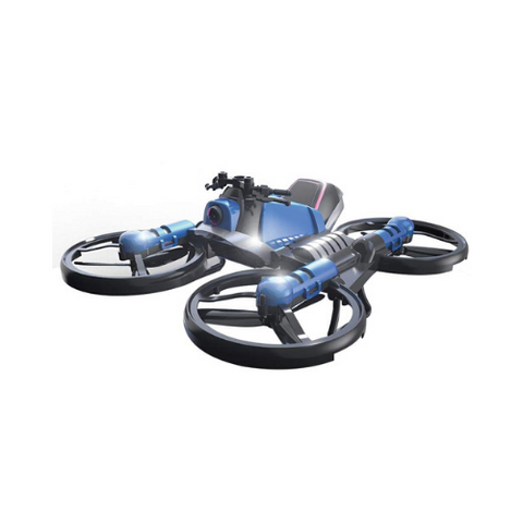 (1 Pack)  Motorcycle Quadcopter Drone