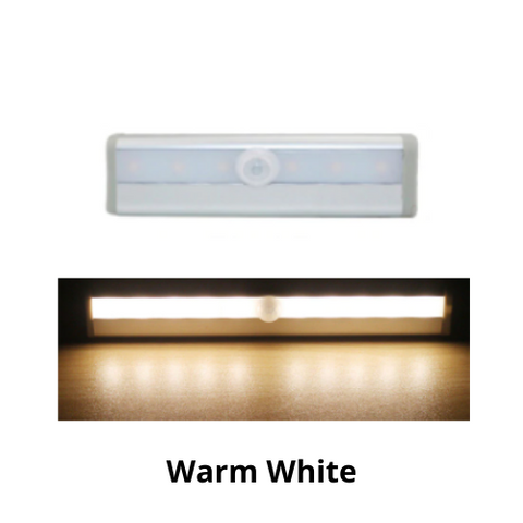 1 Pack- Motion Sensored Closet Light