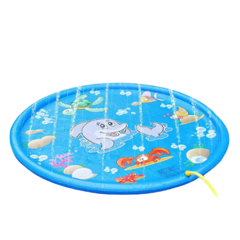 (1 Pack) - Water Splash Mat